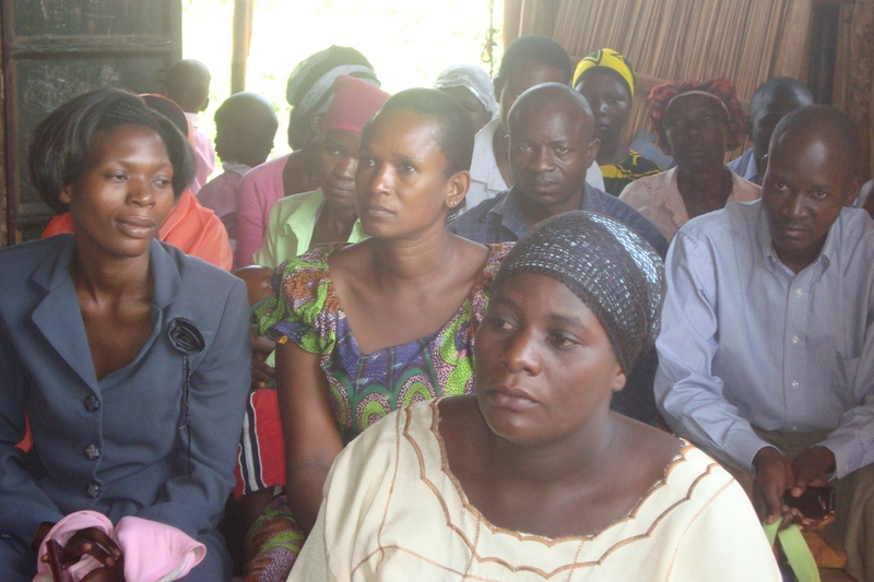 Prison Mothers & Fathers in Busia Uganda